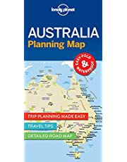 Lonely Planet Australia Planning Map