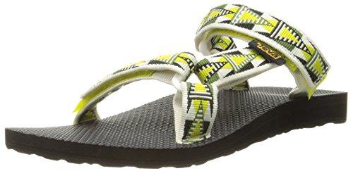 Pour Outdoor Atomic Lime Femmes Et Universal Sports Mosaic Teva Lifestyle Sandal Original Slide Od06Pxw