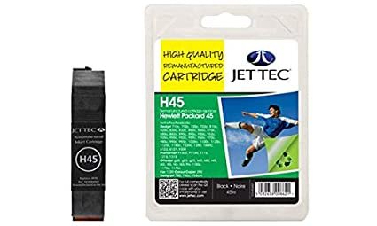 Jet Tec hp62 X L Black wiederbefllte de Tinta Equivalente a HP 62 ...