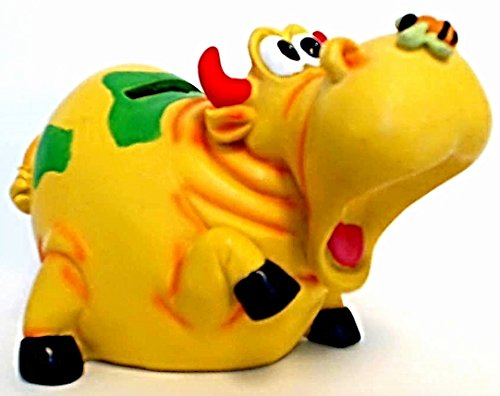 Cute Cow Coin Bank - Bank Cow Coin