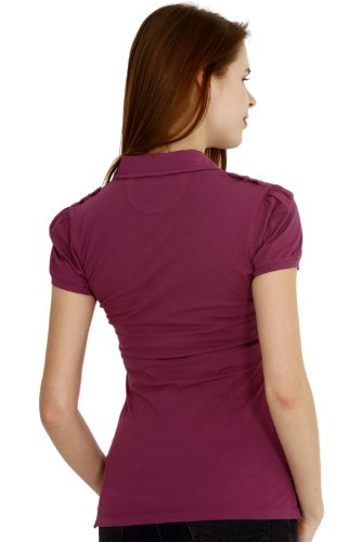 XINT Poloshirt (violett)