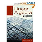 Linear Algebra with Applications, Hugh G. Campbell, 0135369533