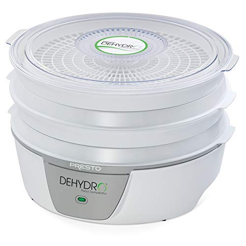 Presto 06300 Dehydro Electric Food Dehydrator (Certified Refurbished)