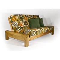 Rockwell Natural Full Wall Hugger Futon Frame by Strata Furniture