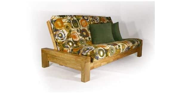Wondrous Amazon Com Strata Furniture Rockwell Natural Full Wall Alphanode Cool Chair Designs And Ideas Alphanodeonline
