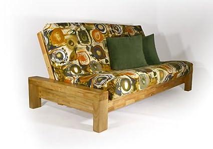 Amazon Com Strata Furniture Rockwell Natural Full Wall