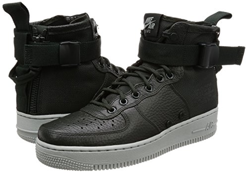 Nike Womens SF Air Force 1 Mid Outdoor Green (9.5 B(M) US)