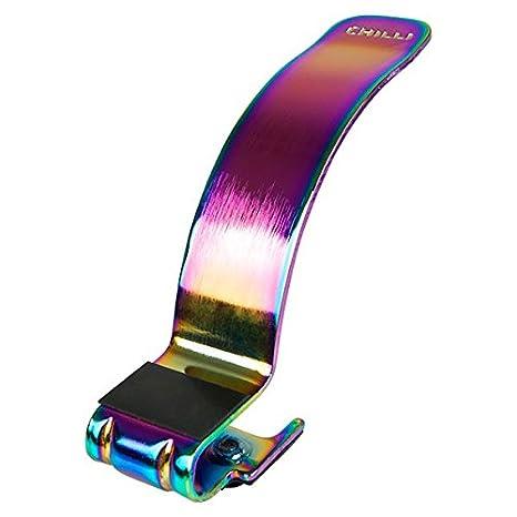 Negro Sanzhileg 4pcs 12mm Hex 20mm Adaptador extendido del neum/ático del acoplador para Traxxas Hsp Redcat Rc4wd Tamiya Axial scx10 D90 RC Crawler Big Foot Car