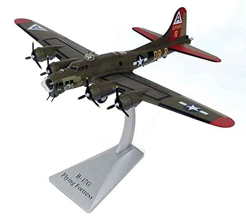 72 B-17g Flying Fortress - Air Force One Boeing B-17 (B-17G) Flying Fortress Bomber 1/72 Scale Diecast Model