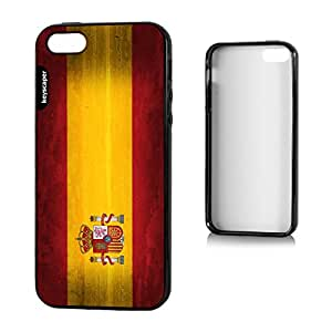 iphone 6 plus Bumper Case Spain National Flag