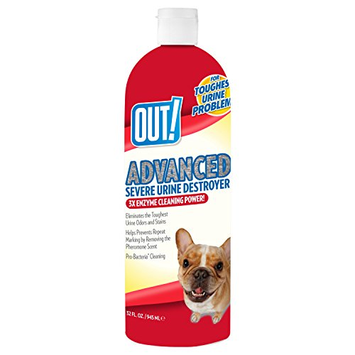 OUT! Advanced Severe Urine Destroyer, 32 oz