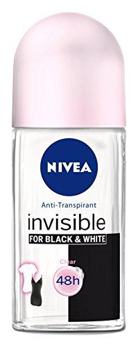 Black & White Clear Roll-On Anti-Perspirant Deodorant 50 ml (Pack of 3) ()