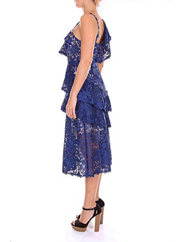 Cc712d16516blu Donna Vengera Viscosa Vestito Blu q68zBw