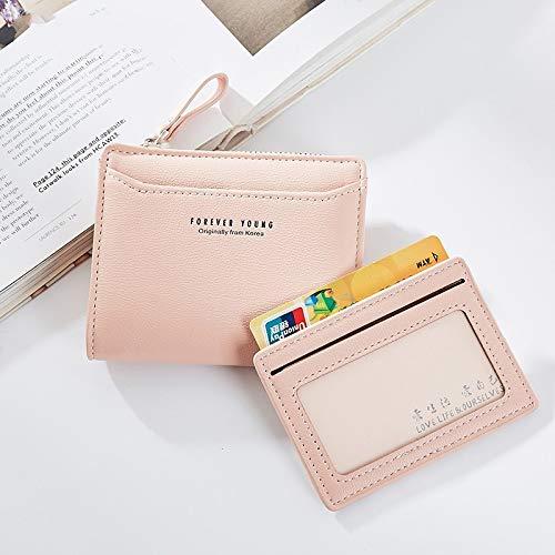 Amazon.com: AWMYHKDW Women Wallets with Individual Id Card ...