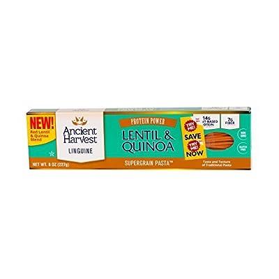 Quinoa Ancient Linguine Pasta Gluten Free 8 Oz (Pack Of 6)