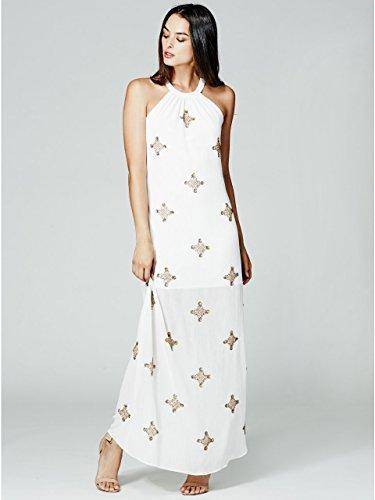 Marciano-Eris-Beaded-Maxi-Dress