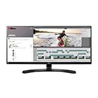 Deals on LG 34UM88C-P 34-inch Ultrawide Freesync Ips Monitor
