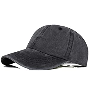 ce80fd6e HIKEMAN Polo Style Classic Sport Hat Sports Hat Adjustable Baseball Cap  Washed Cotton Fashion Cap For