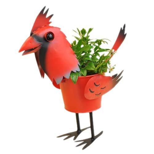 Cardinal Planter