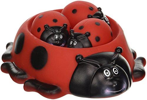 D&D Distributing Ladybug Bath Family