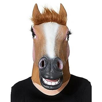 Amazon Com Costume Beautiful Horse Mask Baby