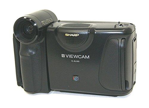 SHARP シャープ VL-EL320 液晶ビューカム 8ミリビデオカメラ スタンダード8ミリ方式