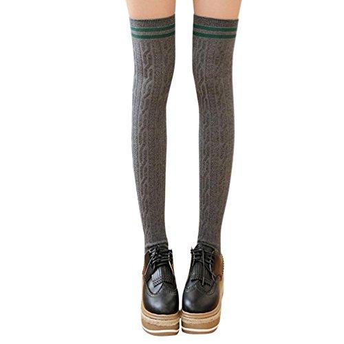 Baby Toddler Girls Cotton Knee High Socks Tights Leg Warmer Stockings TK
