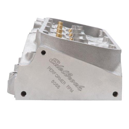 Edelbrock 60549 CYLINDER HEAD (Best Open Chamber Sbc Heads)