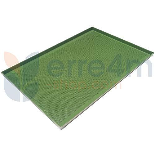 Bandeja de horno perforada antiadherente 60 x 40 x 2 (H.) cm ...