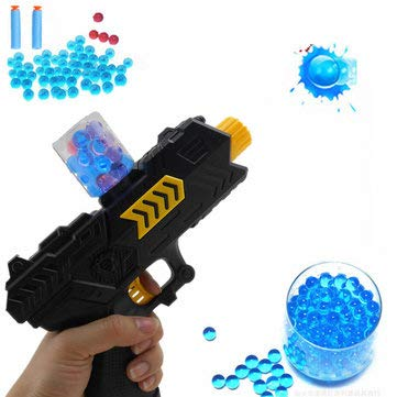 Gadget Toys Accessories for Nerf - Soft Paintball Pi stol Soft Bullet CS Water Beads Gun Toy Airgun Crystal Gel Balls Toy Part For Nerf - 1 x Water Crystal ()