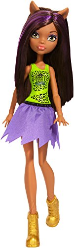Monster High Cheerleading Clawdeen Wolf Doll