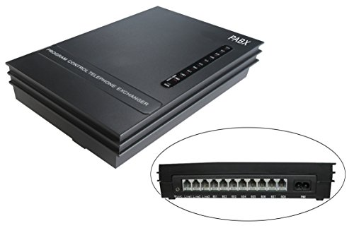 New Excelltel SOHO-PBX SP-208 (2 x 8) PABX Telephone Switch System Control Exchange (Telephone Switch)