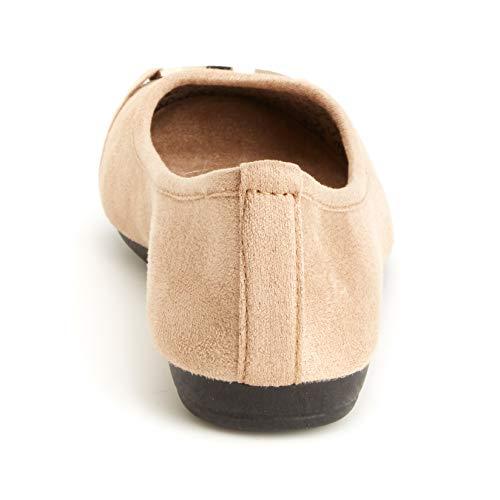 Jual Harborsides Anabel Women Comfort Flats - Memory Foam Insole ... db622be151