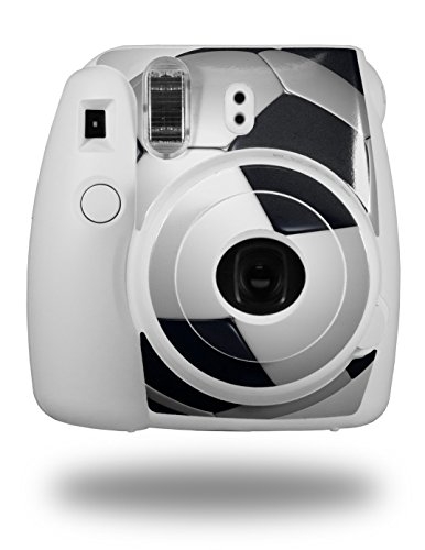 WraptorSkinz Skin Decal Wrap for Fujifilm Instax Mini 8 Camera Soccer Ball (CAMERA NOT ()