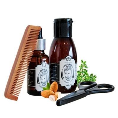 40ef7685e89 The Man Company Beard Grooming Kit: Amazon.in: Health & Personal Care