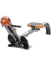 Skandika Regatta Multi Gym Poseidon - Roeimachine Roeiapparaat Roeitrainer - incl. trainingscomputer - inklapbaar