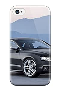 Tpu Case Cover Compatible For Iphone 4/4s/ Hot Case/ Audi S5 4