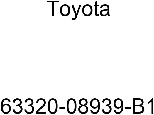 TOYOTA Genuine 63320-08939-B1 Roof Headlining Assembly