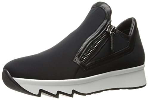 Assous Rhonda Women's Fashion Andre Sneaker Black Rq8Sq