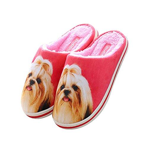 Pantofole E Ciabatte Per Cani E Gatti Natalizi