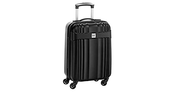 Wagner Luggage maletín, 55 cm, 34 L, Negro (Negro) - 86161403-01: Amazon.es: Equipaje