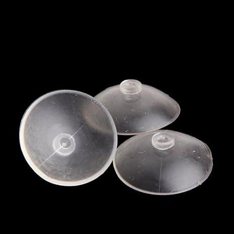 6 x Tubo Difusor de Aire Burbuja para Acuario Pecera Decoración Oxigenador