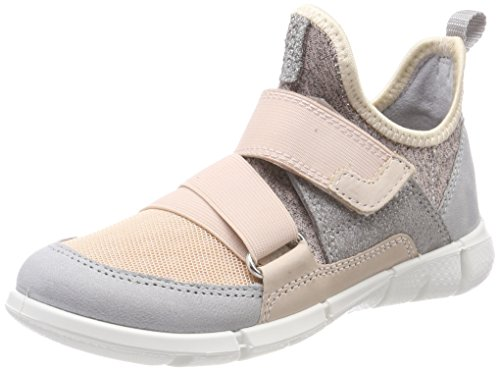 Ecco Mädchen Intrinsic Sneaker Hohe Pink (Wild Dove/Rose Dust)