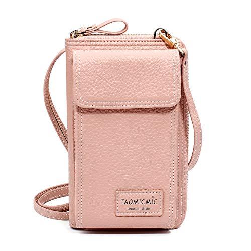 (Lightweight Small Crossbody Bag Cell Phone Purse Wallet for Women Roomy Shoulder Bag)