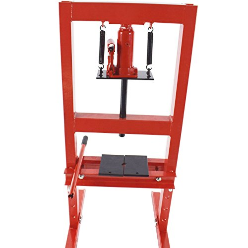 or H-Frame Press Plates Hydraulic Equipment Jack Stand 8