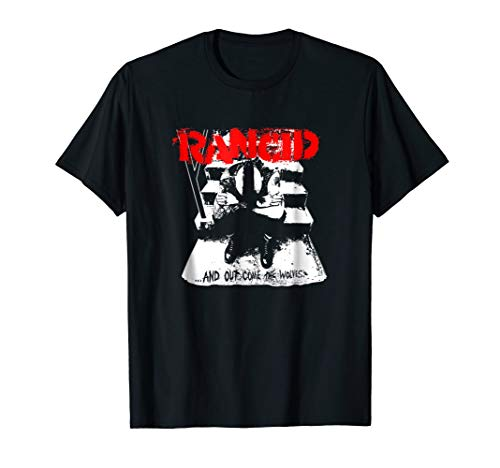Rancid And Out Come The Wolves T-Shirt - Official Merch