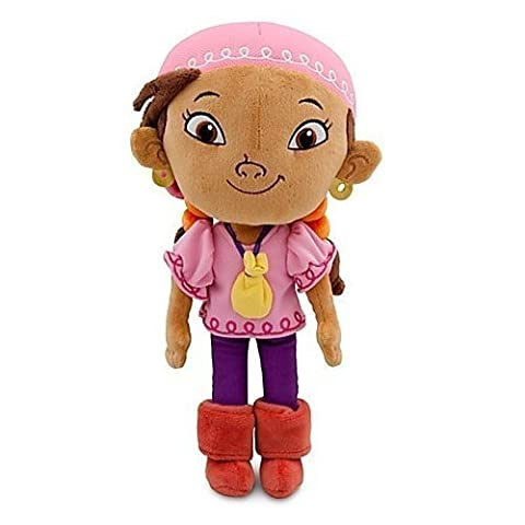Jake and the Never Land Pirates Izzy Plush -- 11'' H by Disney (Jake Sandals)