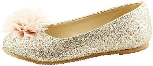 Flat The Ballet Maker Gold Glitter Doll xr4rwRqI