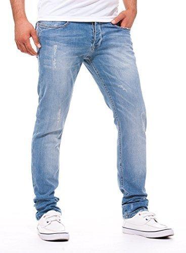 LEIF NELSON Herren Jeans Jeanshose LN1205W32L32