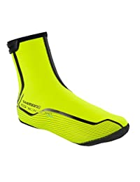 Shimano S1000R H20 Cycling Overshoes - Yellow - Large (Euro Size 42-44)